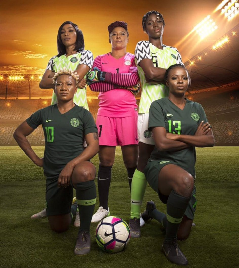 NFF Launches Aisha Buhari Cup To Celebrate 30 Years Of Women's Football