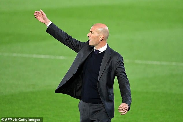 'We Are Ready To Fight To The Death' – Zidane Warns Chelsea Ahead UCL Semi-final Clash