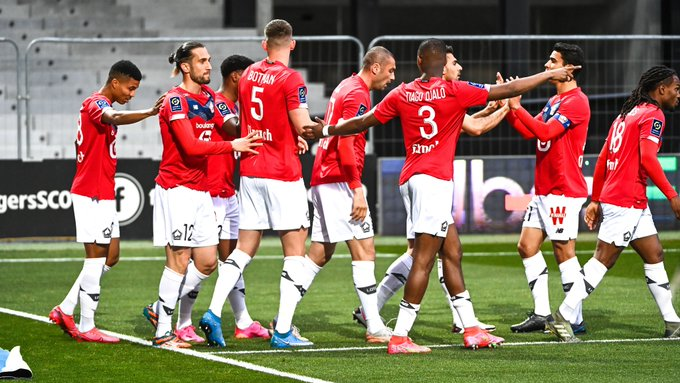 UPDATE: Lille Pip PSG To Ligue 1 Title; Simon's Nantes Drop Into Relegation Play-Off