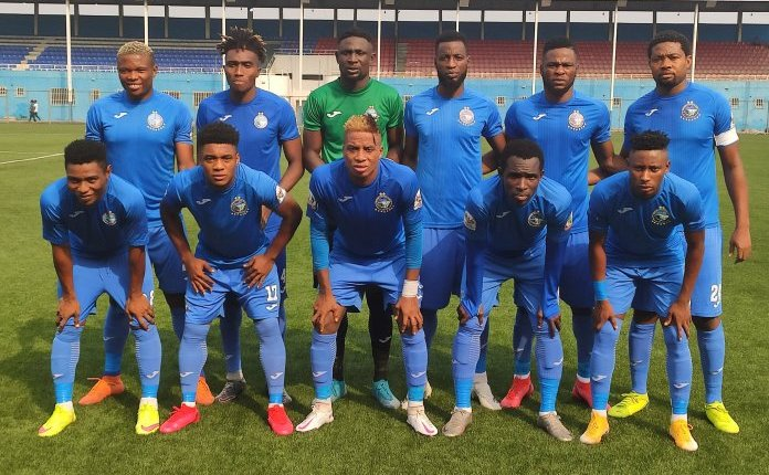 CACC: Enyimba Have Mountain To Climb For Victory Over Pyramid – Ikpeba