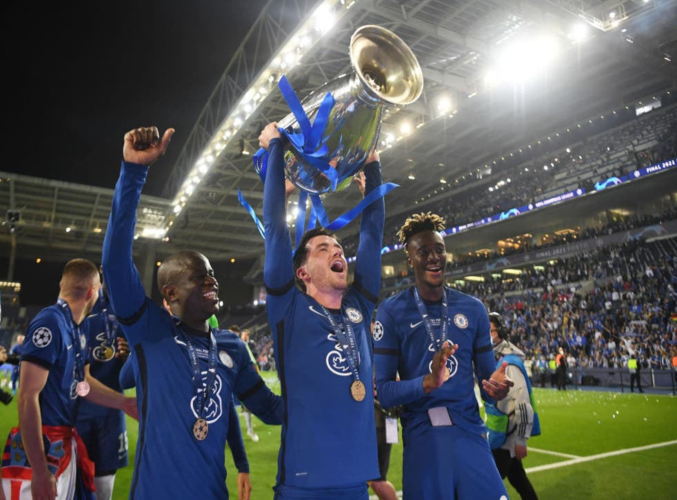 Chilwell Relishes Chelsea's UEFA Champions League Triumph