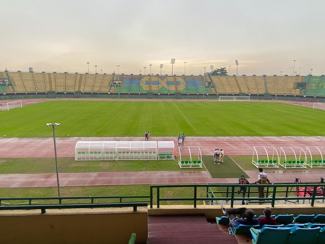 FIFA Okays Teslim Balogun Stadium, Six Others For Super Eagles World Cup Qualifiers