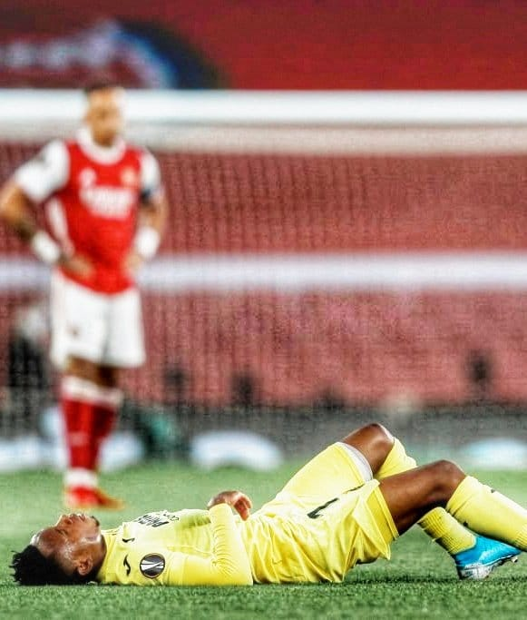 Chukwueze Desperate  To Face Man United In Europa League Final