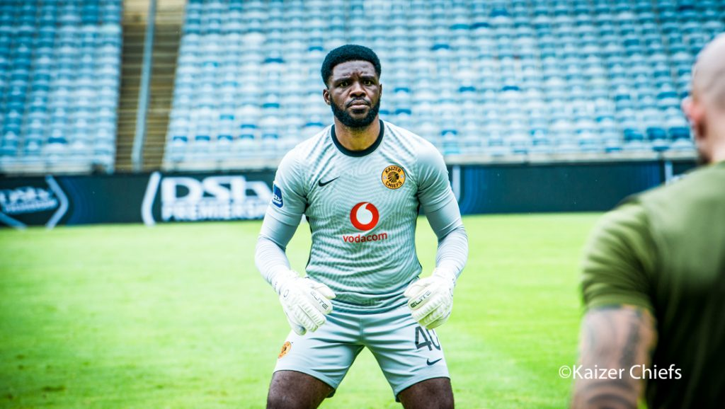 CAFCL Final: Kaizer Chiefs Ready To Make History- Akpeyi