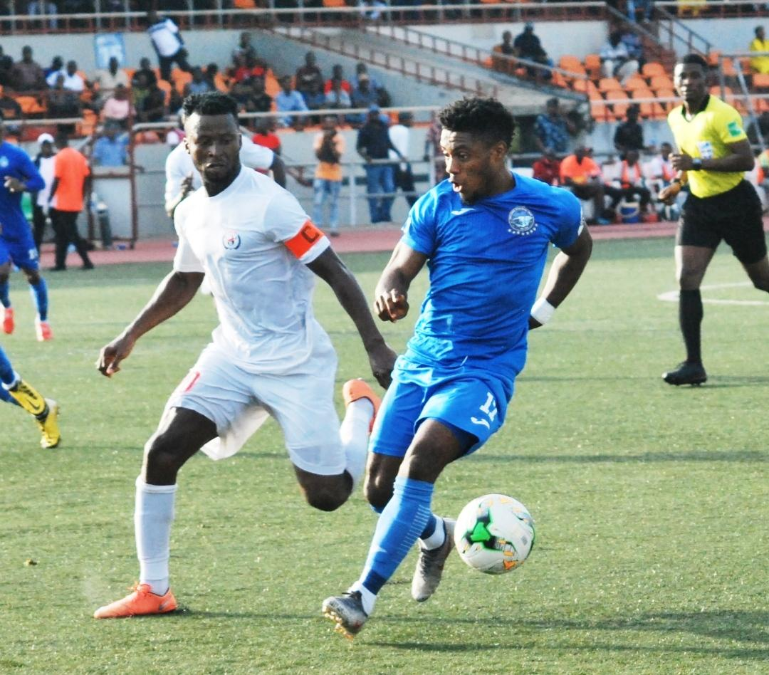 CAFCC: Anayo Iwuala Suspended For Enyimba Vs Pyramids FC