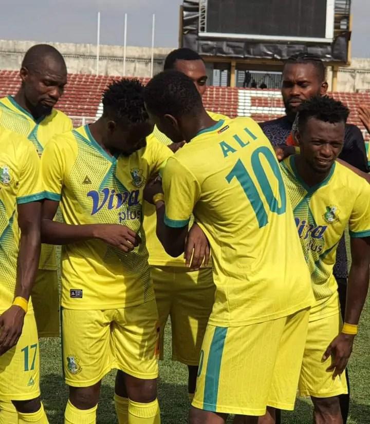 NPFL: Musa Bags Assist On Kano  Pillars Debut; Akwa United Maintain Top Spot