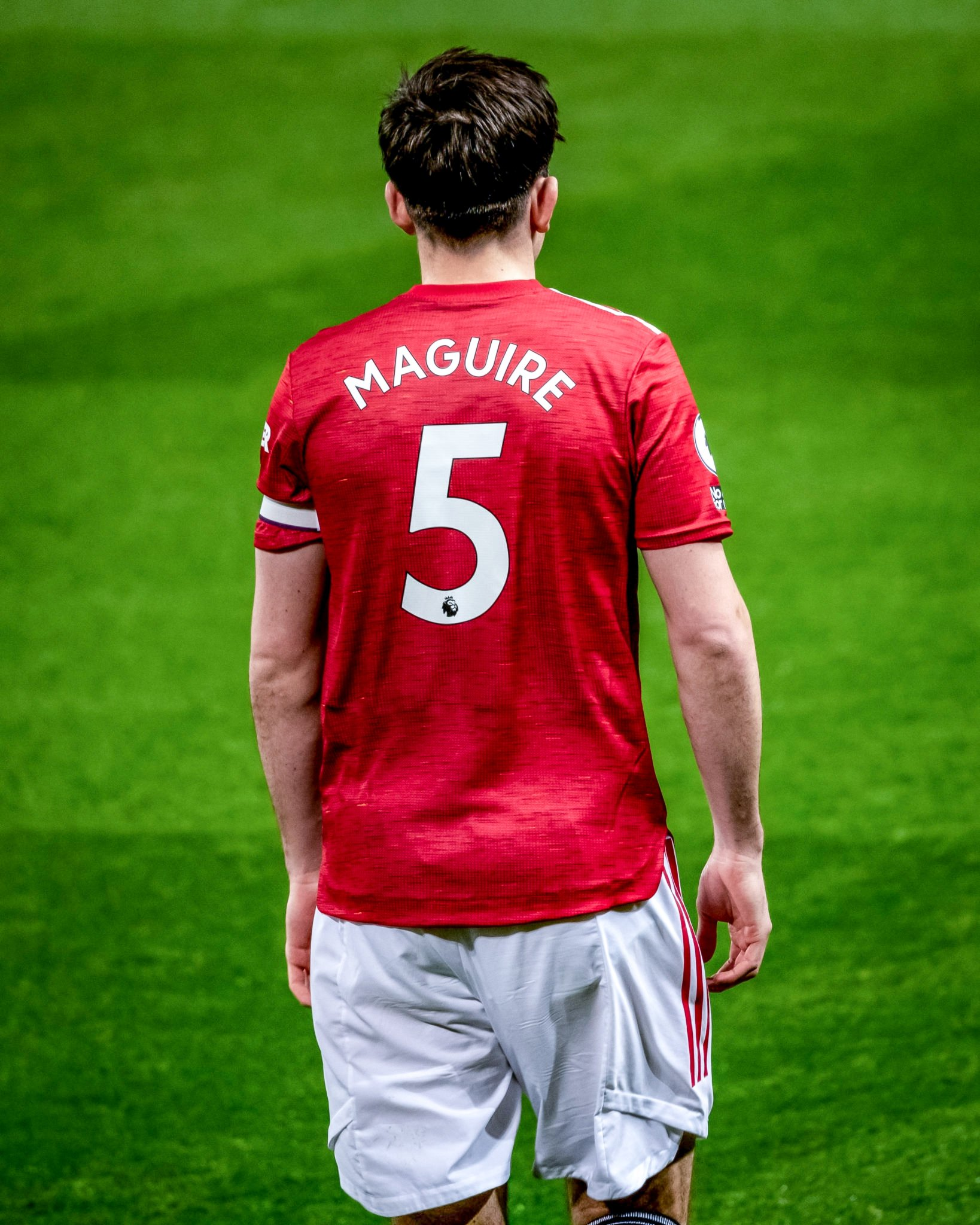 Solskjaer: Maguire Not Looking Good For Europa League Final
