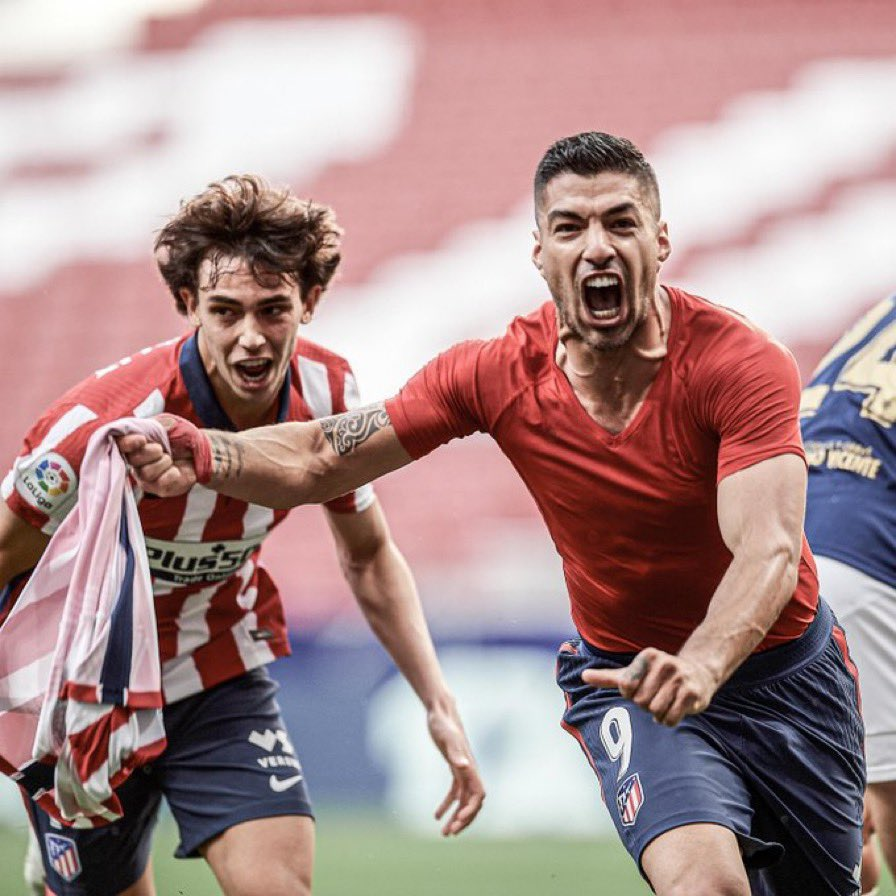 UPDATE: Atletico Pip Real Madrid To Laliga Title