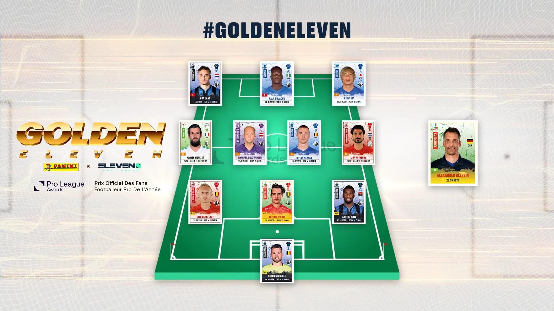 Onuachu Makes  Belgian Pro League Team Of The Season