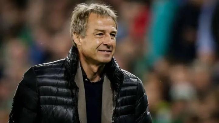 Tottenham Legend Klinsmann Declares Interest In Manager's Job
