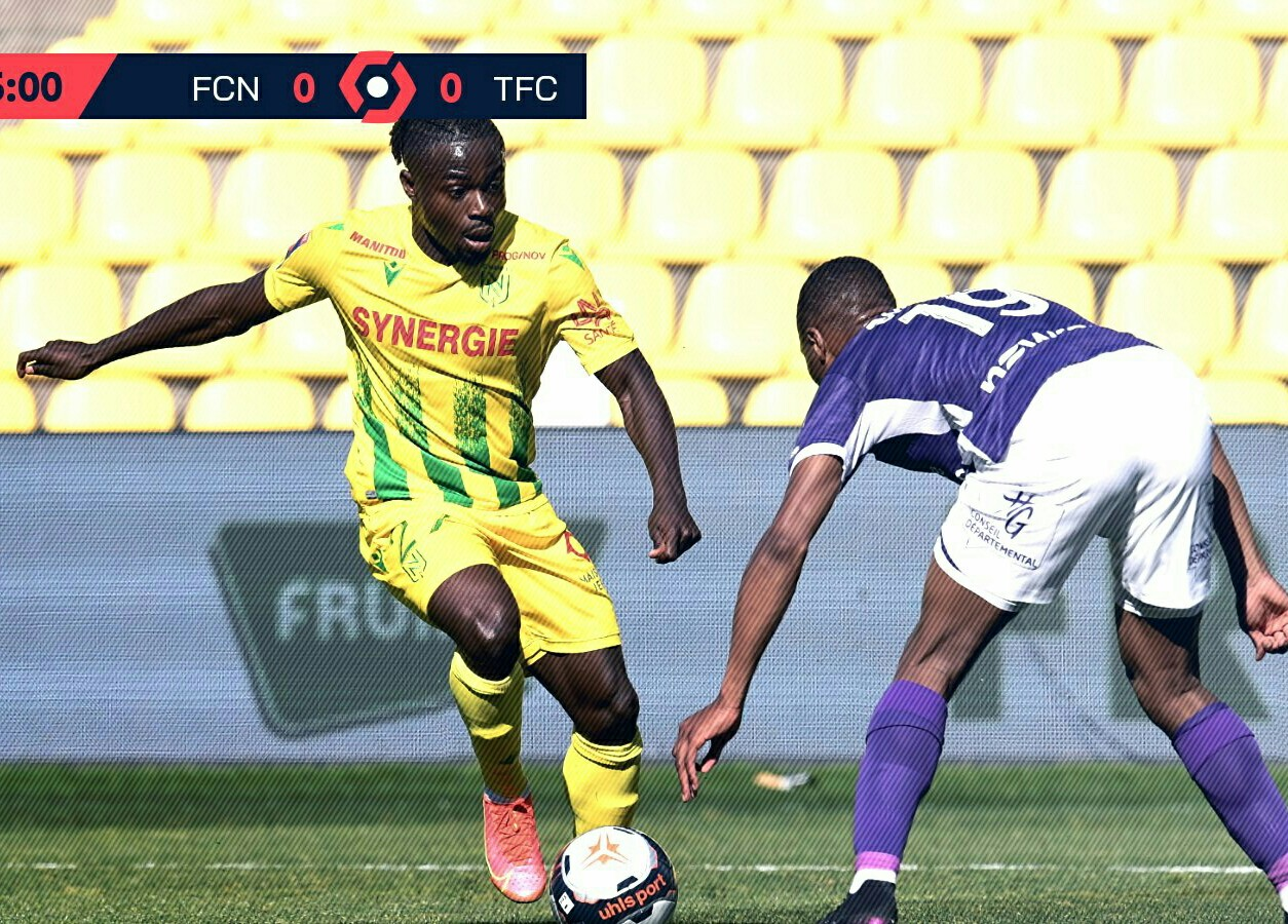 Ligue 1: Simon Helps Nantes Escape Relegation After Play-Off Win Vs Toulouse