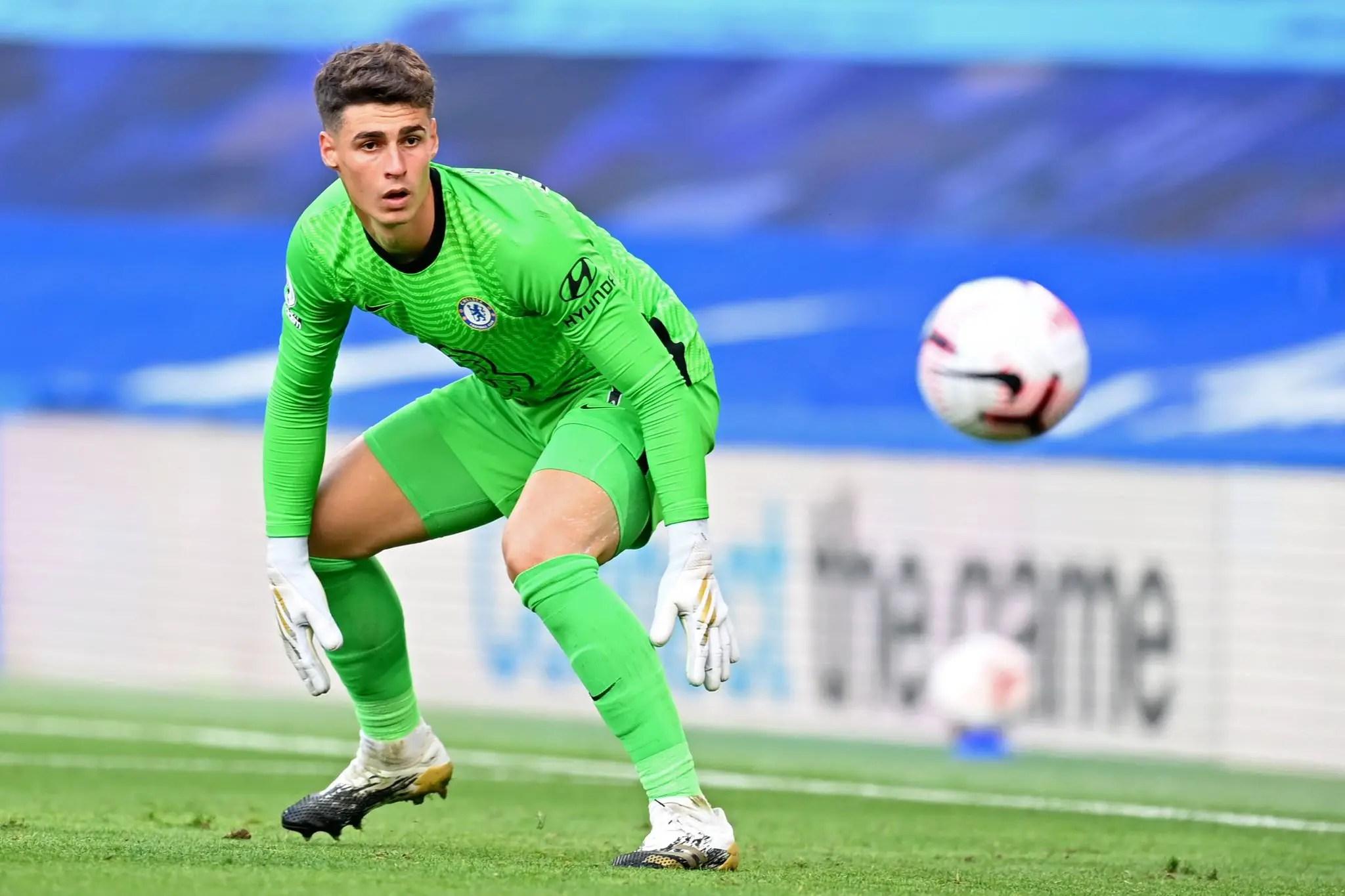 Kepa Will Be In Goal In FA Cup Final -Tuchel