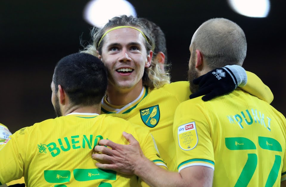 Norwich Beat Troost-Ekong's Watford To Championship Title As Rooney's Derby County Face Relegation