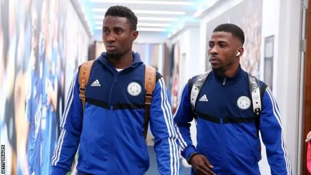Ogu Hopes Iheanacho, Ndidi Win FA Cup