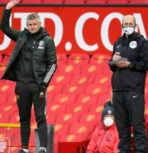 Solskjaer Blames Tight Fixtures For Man United Defeat To Leicester