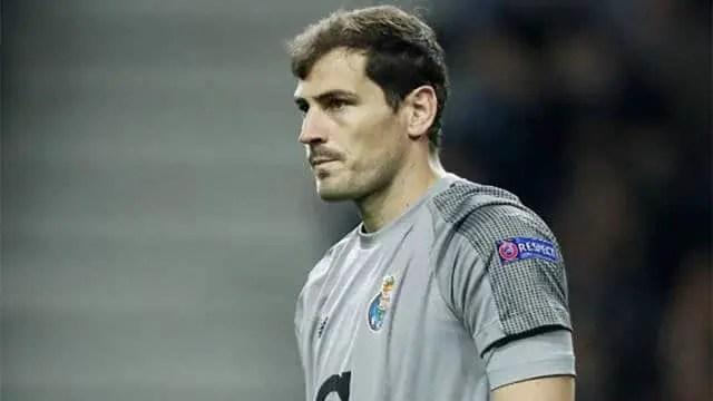Casillas Suffers New Suspected Heart Attack