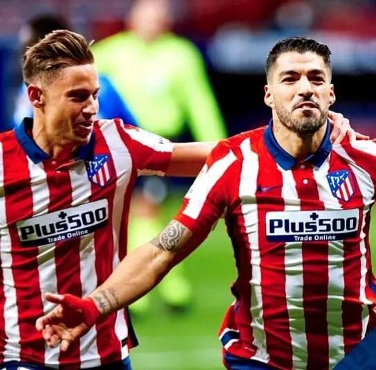 Suarez, Llorente Can Wreck Barcelona At Camp Nou – Simeone