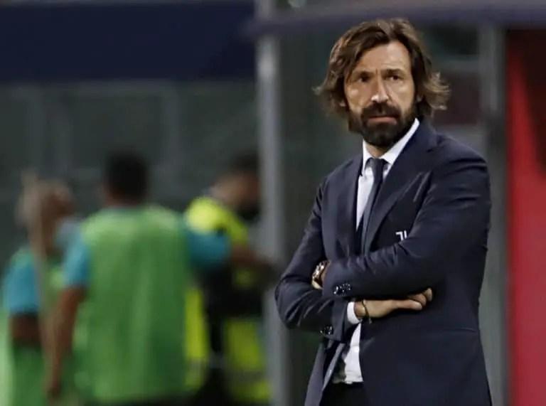 OFFICIAL: Juventus Sack Head Coach Pirlo