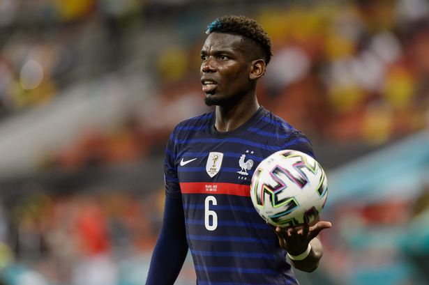 Man United Legends Blame Pogba For France's Euro 2020 Shock Exit
