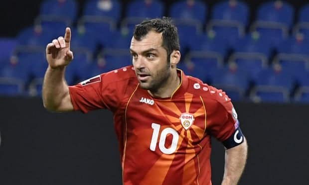 Euro 2020: UEFA Turns Down Greece Request To Alter North Macedonia's Jerseys