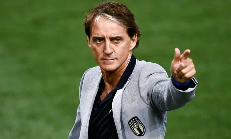 Euro 2020: Mancini Hails Players' Mentality In Victory Against Austria