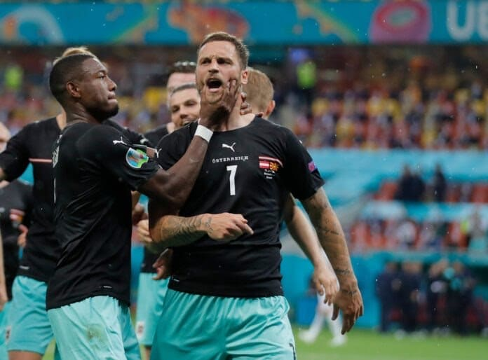 Euro 2020: Mancini Wary Of 'Excellent' Austrian Side Ahead Knockout Clash