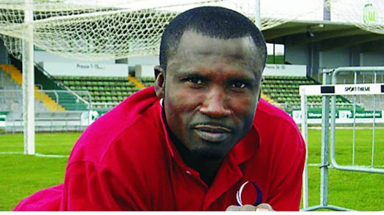 Exclusive: Akpoborie Kicks Against NFF Decision To Prosecute Mexico Friendly With Home- Based  Players