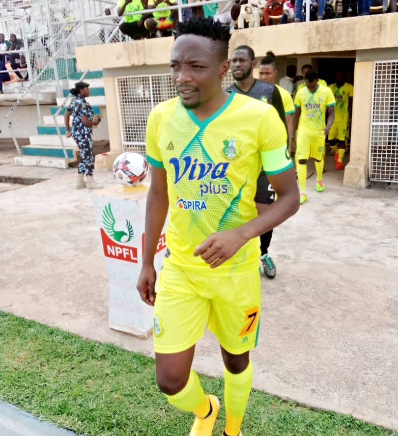 LMC Must Proffer Solutions To Crowd Control At Stadium -Musa
