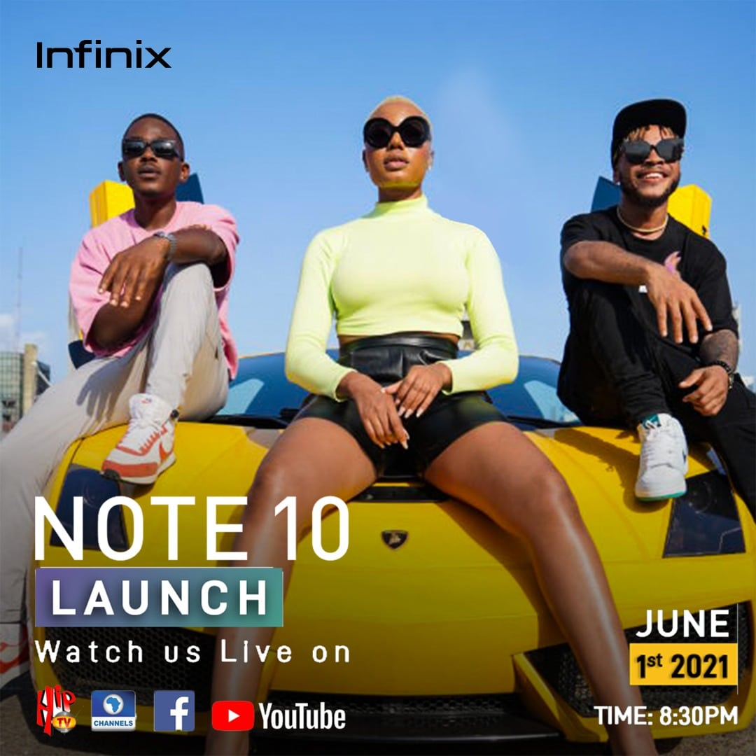 Highlights From The Extraordinary Launch Of The Infinix Note 10 – Where Beauty Meets Strength