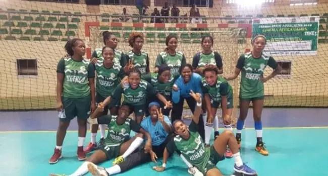 Nigeria Unveils Final Team List For Africa Women's Handball Nations Cup