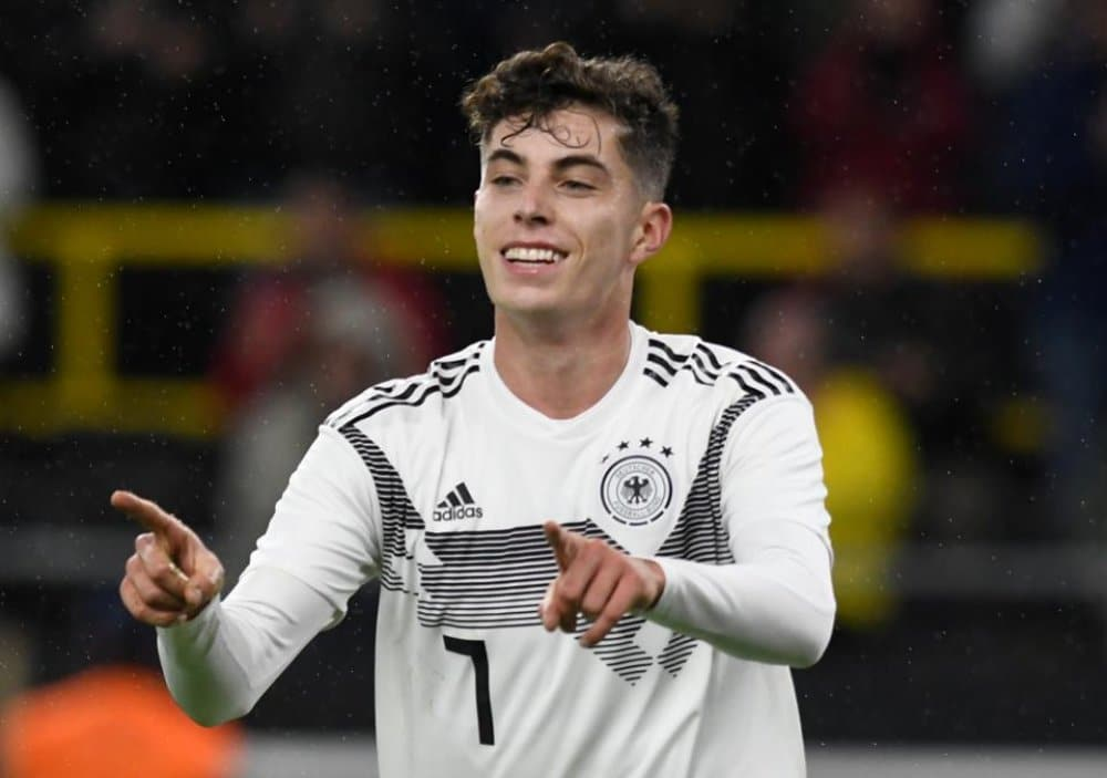 Euro 2020: Havertz Is A Special Player -Cascarino