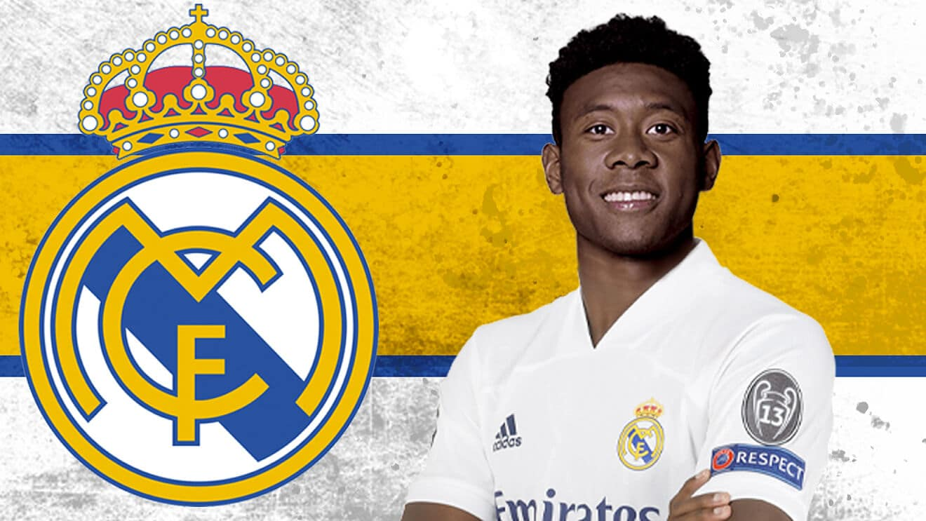 I Made The Right Choice Choosing Real Madrid Over Other Top Clubs -Alaba