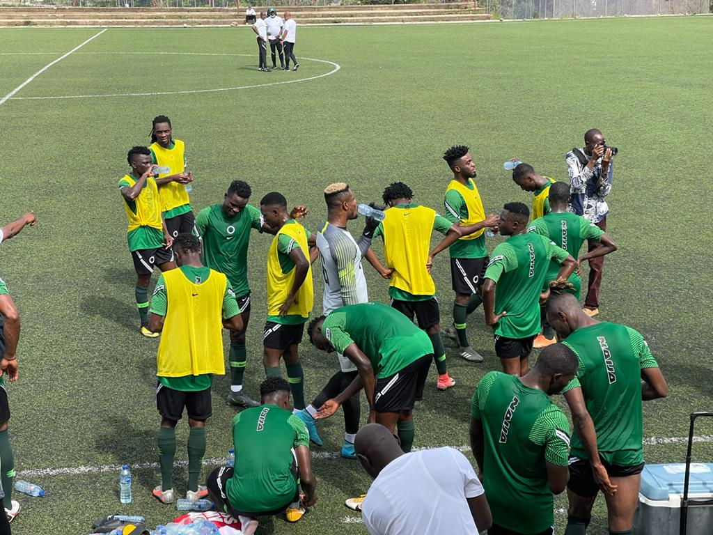 Nigeria vs Mexico: Iwuala, Noble, Two Others Storm Home Eagles' Camp; Anaemena, Nwaeze Dropped