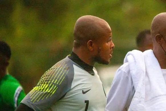 Ezenwa Misses Eagles' Monday Evening Training Over Injury