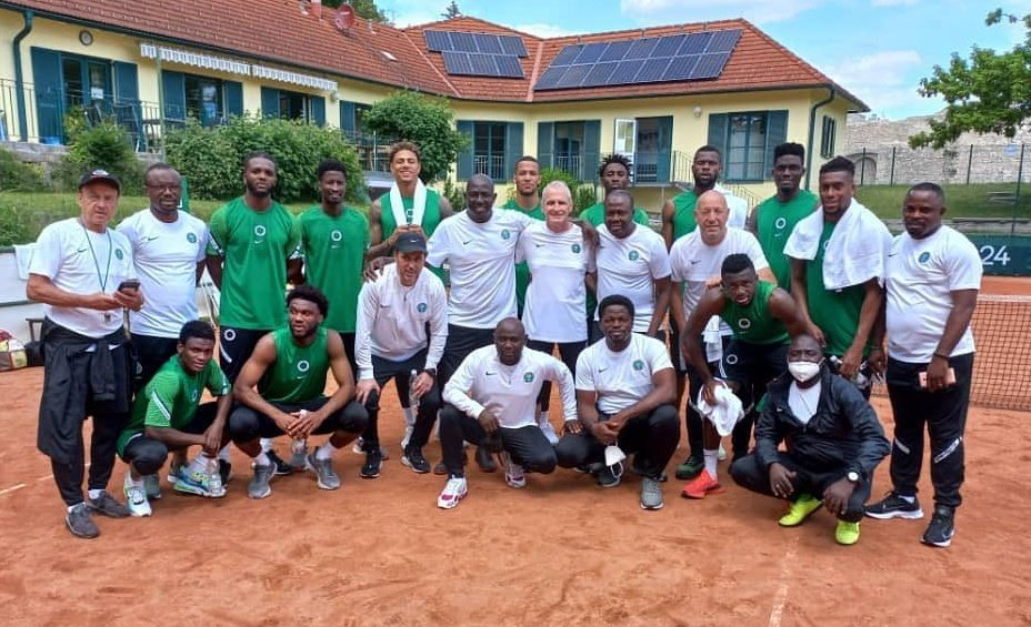 Rohr: Egypt, Others Must Be Wary Of My ' Young Team'