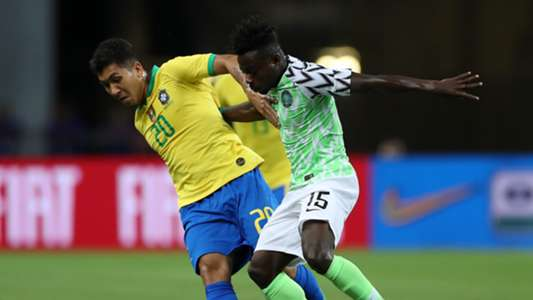 Simon: Eagles Will Be Ready For Cameroon Test