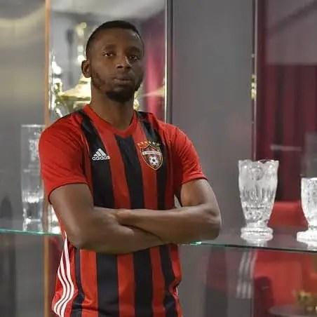 Meet Super Eagles New Boy, Anthony Jude Izuchukwu
