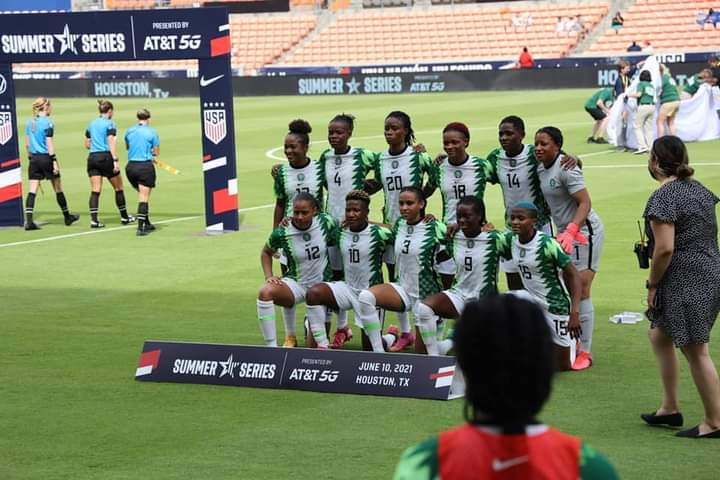 Waldrum: Super Falcons Must Avoid Mistakes Against USA