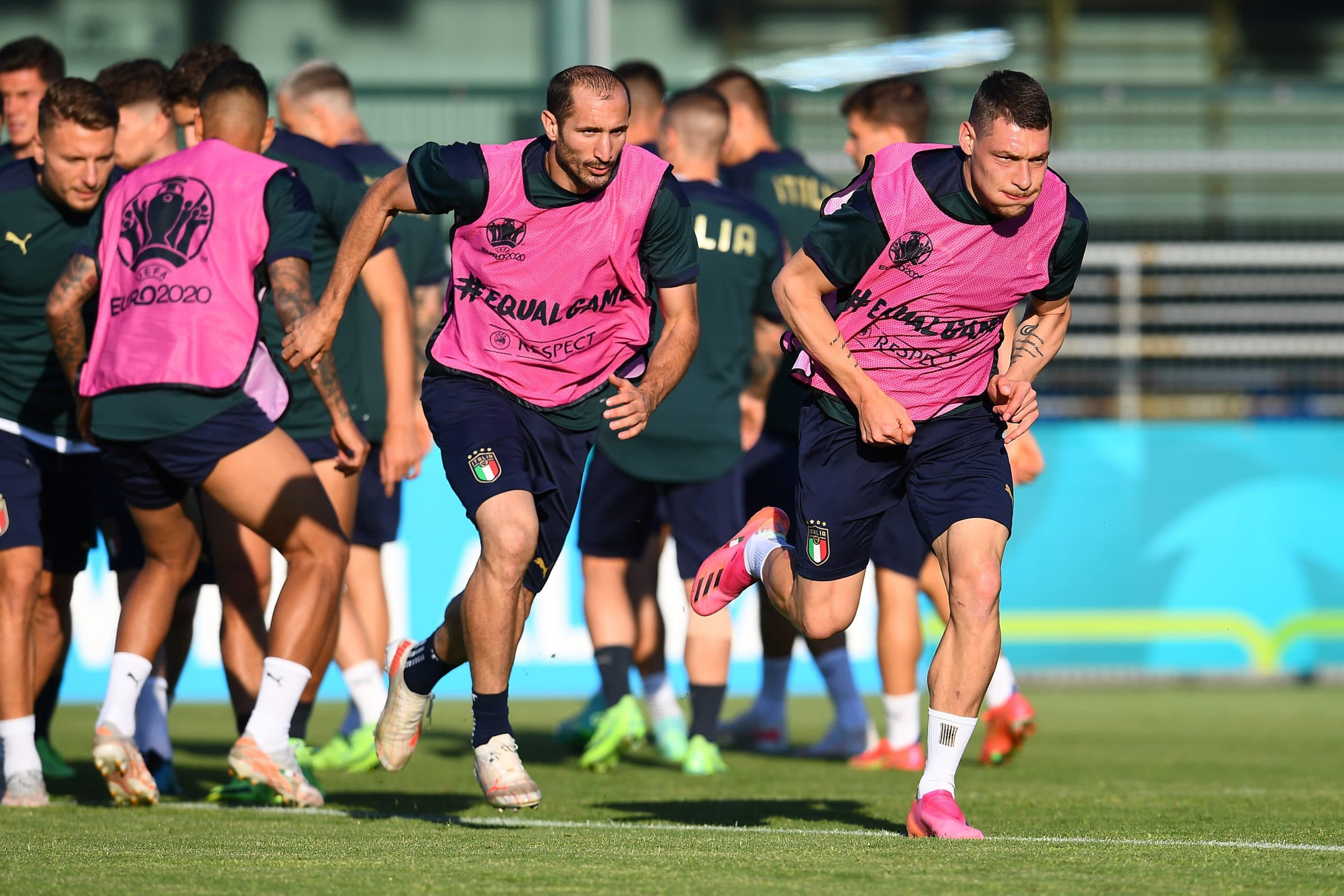 Euro 2020: Italy On Verge Of Knockout Qualification Ahead Switzerland Test