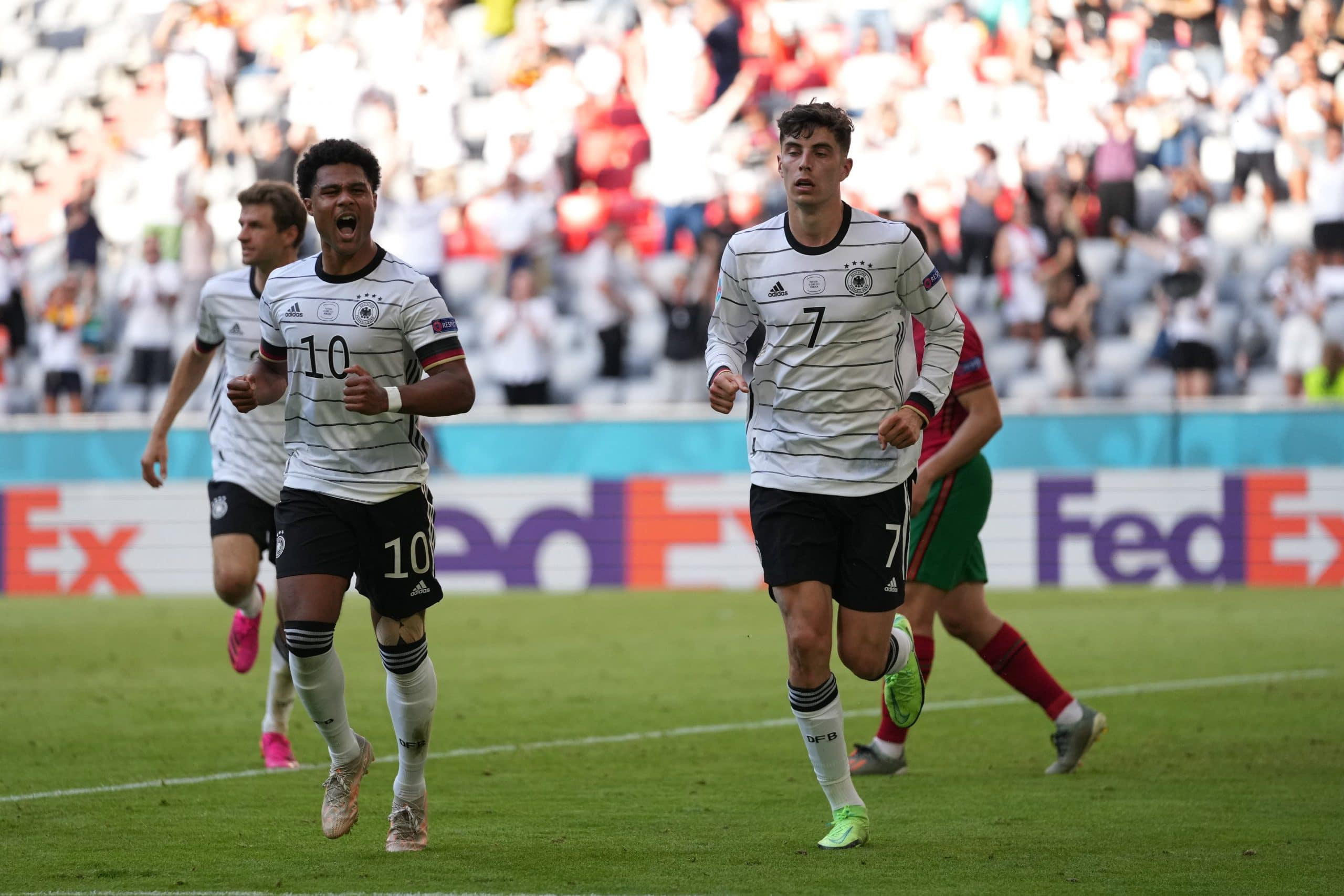 Euro 2020: Germany Edge Portugal In Six-Goal Thriller To Get Campaign Back On Track