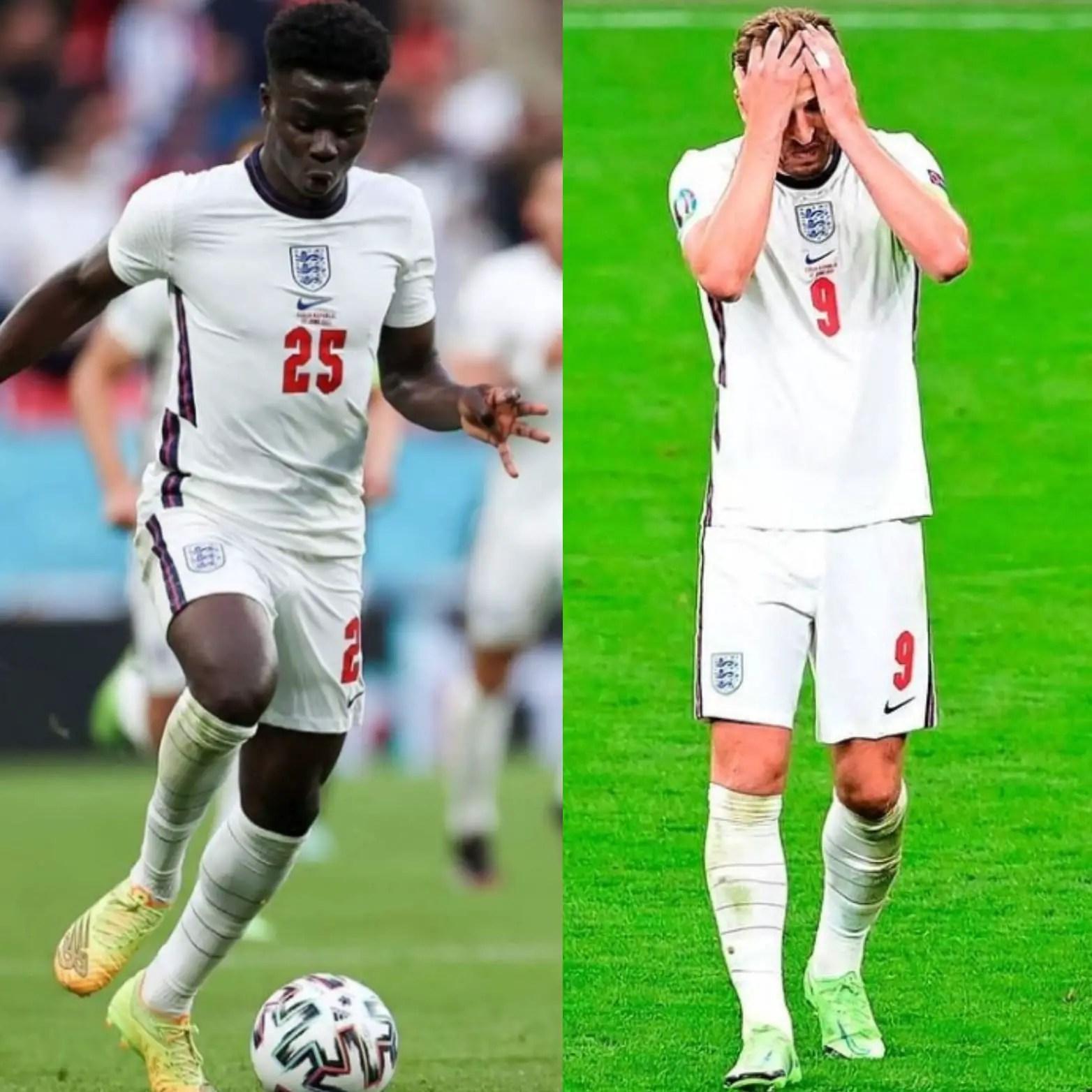 Heskey: 'Why Saka Should Start, Kane Lead Attack Vs Germany – England Should Never Fear Anyone'