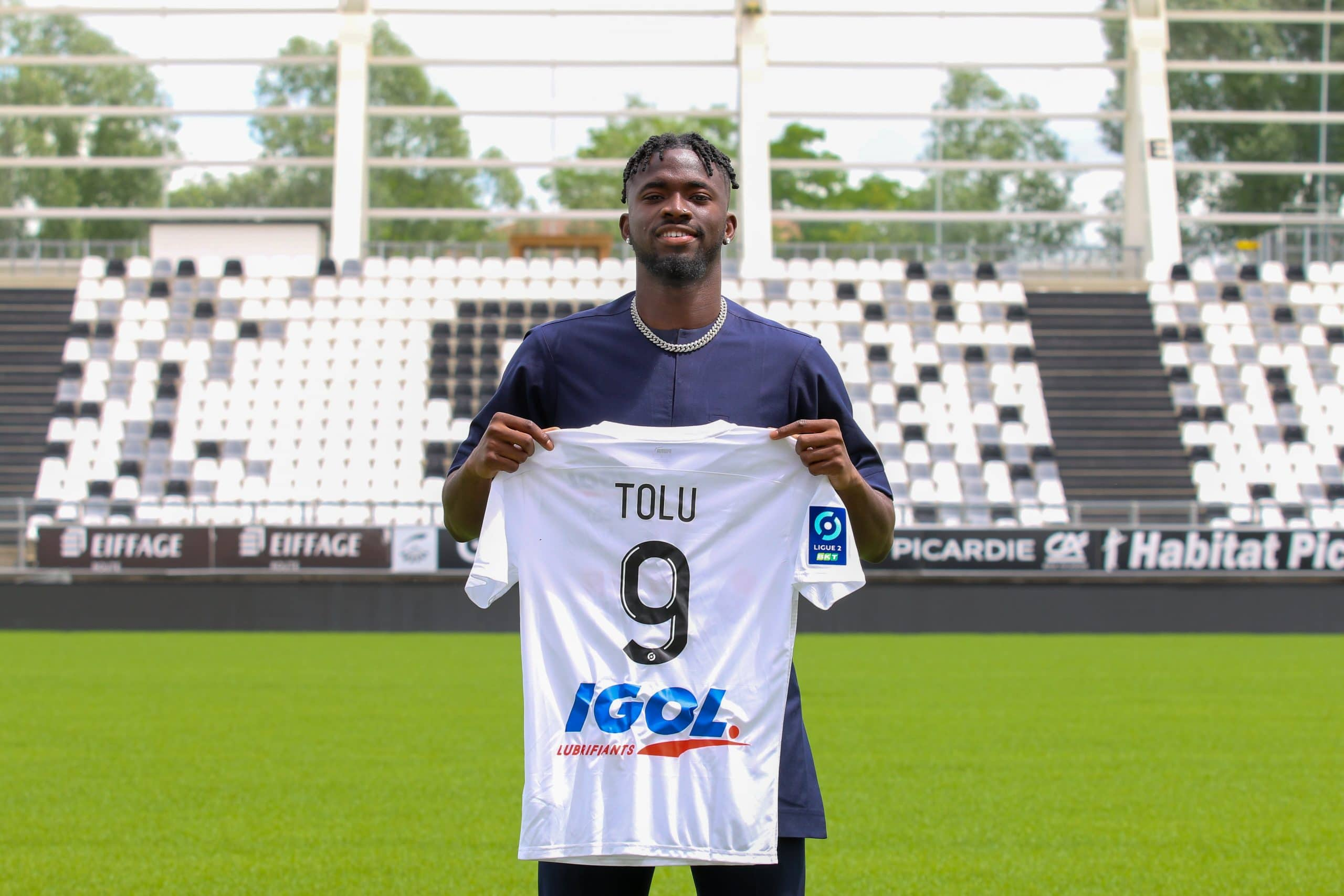 Done Deal: Tolu Arokodare Seals One-Year Loan Contract With French Club Amiens