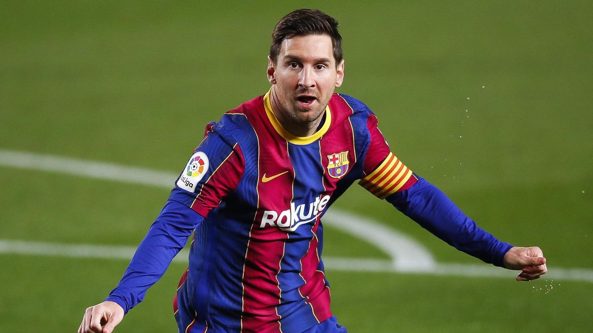 It's Impossible To See Messi Leave Barcelona -Eto'O