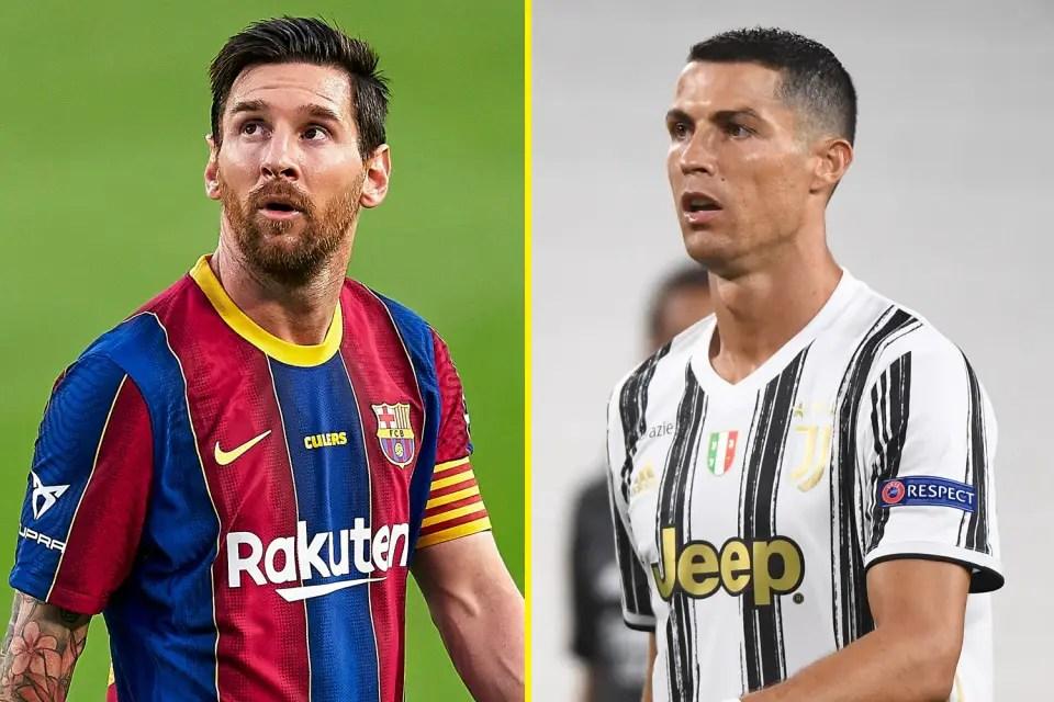 Messi Is Superior To Ronaldo -Del Bosque