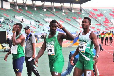 Team Nigeria Will Perform Better In Tokyo Olympics -Sports Ministry Assures