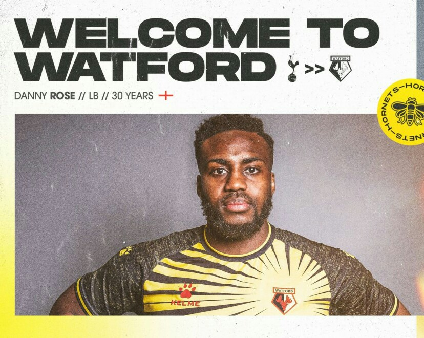 Rose Becomes Teammate With Troost-Ekong At Watford