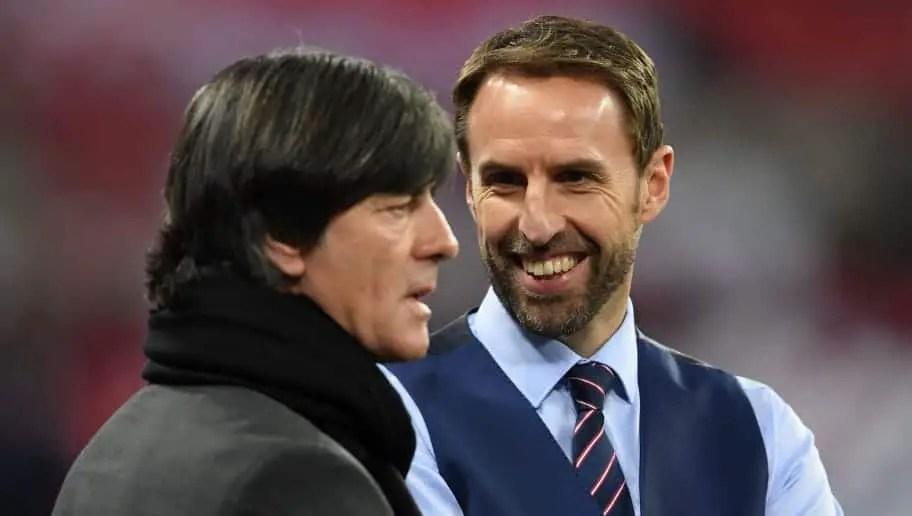 Euro 2020: Southgate, Low Talk Tough Ahead 'Monster' Clash-England Vs Germany