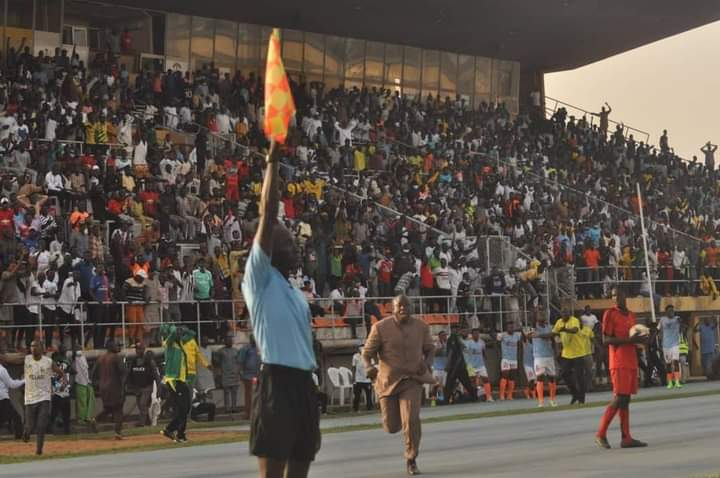 NFF Talks Tough, Says Hooliganism Won't Be Tolerated At Match Venue