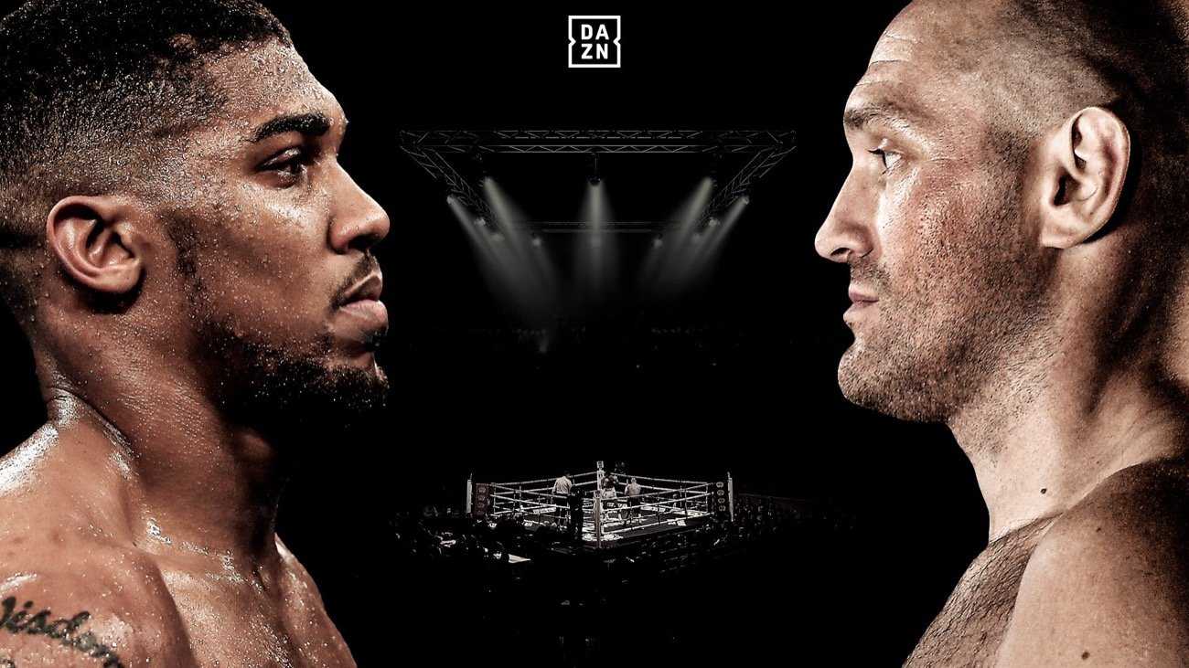 Why My Fight With Tyson Fury Must Hold -Anthony Joshua