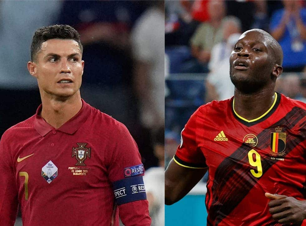Euro 2020: Belgium Eyes First Win Against Portugal In 32 Years